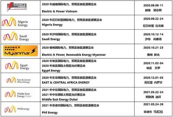 迎接行业复苏  Informa Markets电力能源展会速览