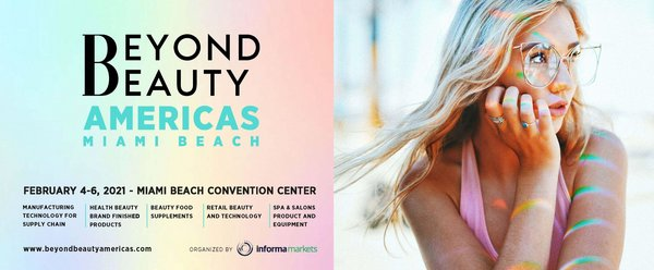 BeyondBeauty Americas -- Miami Beach Rescheduled to February 4-6, 2021