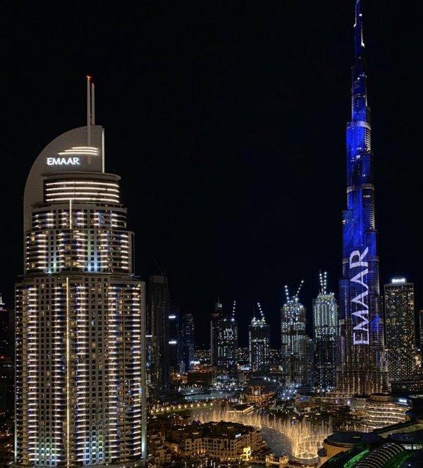 缔造了诸多世界地标的迪拜开发商,为中国打开了解迪拜的窗口