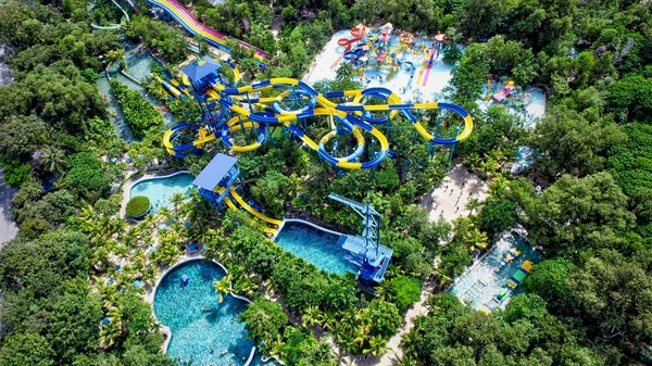 ESCAPE Waterplay in Penang, Malaysia