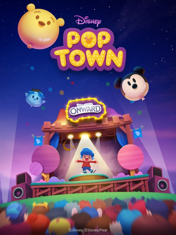 Onward event of 'Disney POP TOWN'