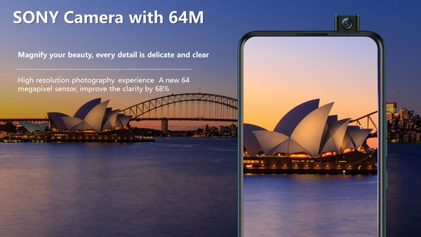TECNO Mobile outlines the benefit of the 64MP SONY camera in their new TECNO CAMON 15 series