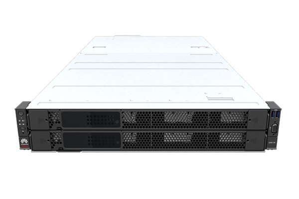 FusionServer Pro 2298 V5 equipped with 24 3.5-inch front drives