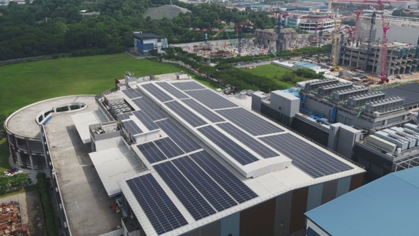 Bolloré Logistics to cut over 11,500 tons CO2 emissions with solar system by Total Solar DG