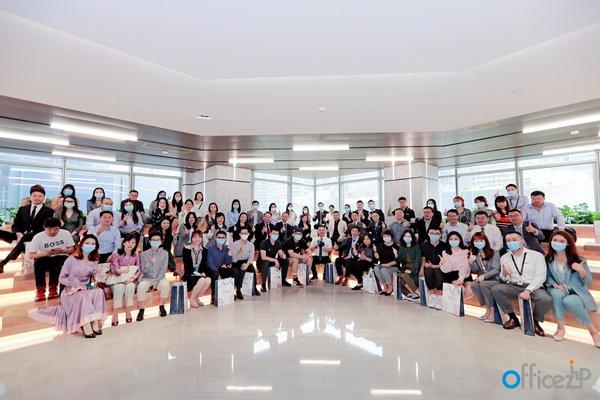 中海成都OFFICEZIP新空间系列品鉴活动启幕 行业专家共论健康发展