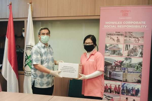 Mowilex donates more than 26,000 facemasks and medical-grade PPE for consumers and health workers