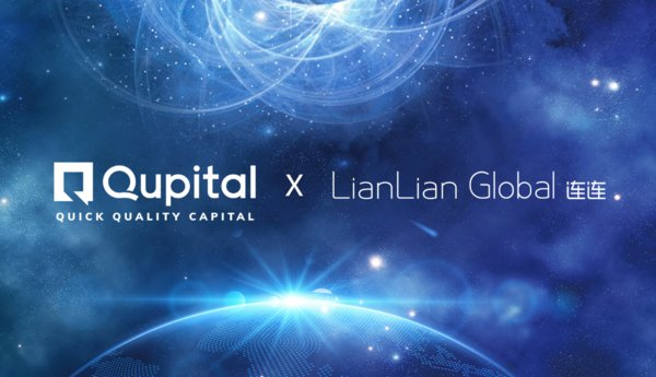 Qupital partners with LianLian Global to provide enhanced financing services to cross-border e-commerce sellers