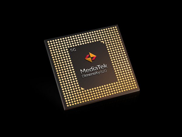 MediaTek's New Dimensity 820 Chip Brings Incredible 5G Experiences to Smartphones