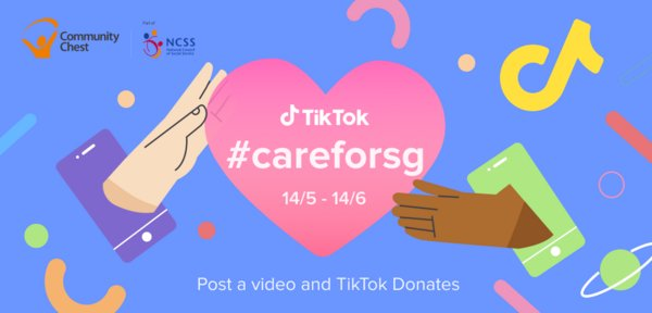 TikTok Donates Over S$350,000 to Support Local Communities Affected By COVID-19