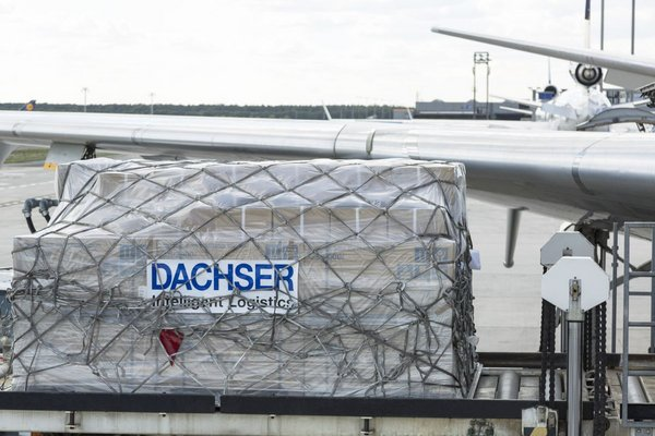 Dachser adds more transpacific charters to cover the North and South American markets