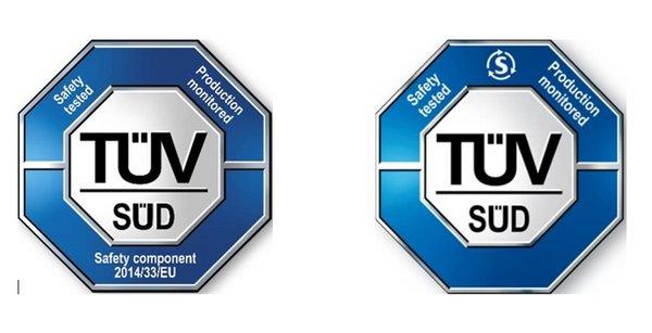 "TUV南德推出电扶梯整机及部件产品""TUV SUD Mark"""