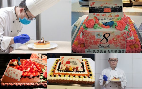 Hilton Wuhan Optics Valley Creates Birthday and Festival Surprises for Medical Staff