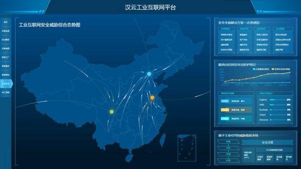 张启亮做客人民网金台圆桌:深化数据应用,汉云打造新基建新引擎