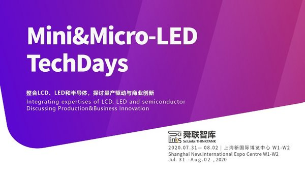 Mini&Micro-LED TechDays