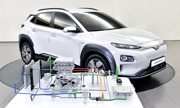 Recycling More Heat: Hyundai and Kia Turn Up EV Efficiency with New Heat Pump Technology