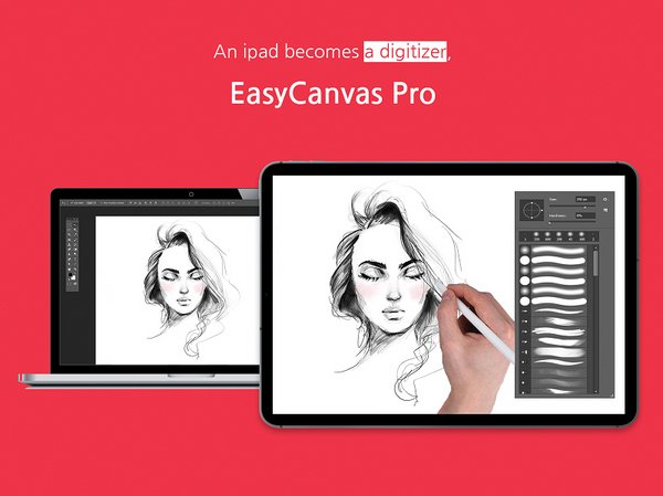 Easy&Light introduces an upgraded EasyCanvas Pro app with wireless connect function