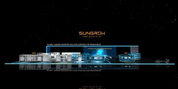 Sungrow Smart Energy Virtual Show: a bulk of the latest innovations shine in the marketplace