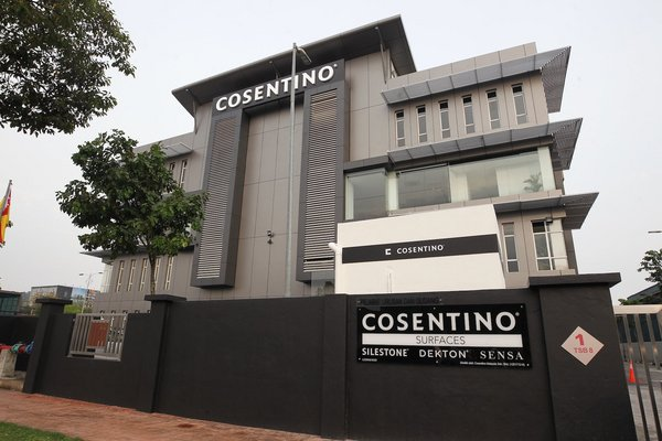 Cosentino's 40 Years of International Growth and Expansion