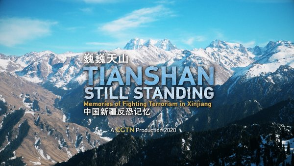 CGTN Highlights Fight against Terrorism in Xinjiang with New Documentary