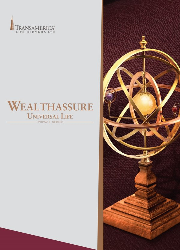 Transamerica Life Bermuda Launches Wealthassure Universal Life to Meet Evolving Needs of High Net Worth Customers