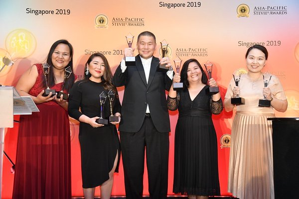 Winners in 2020 Asia-Pacific Stevie® Awards Announced
