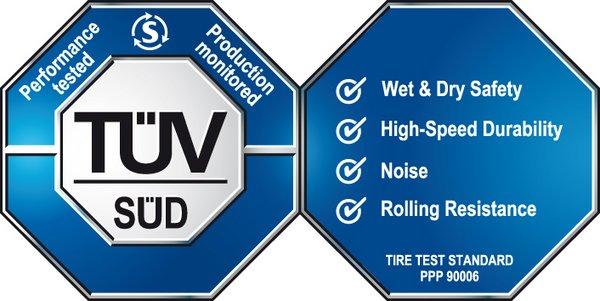 TUV南德助赛轮卡客车轮胎SDR1进军欧洲市场