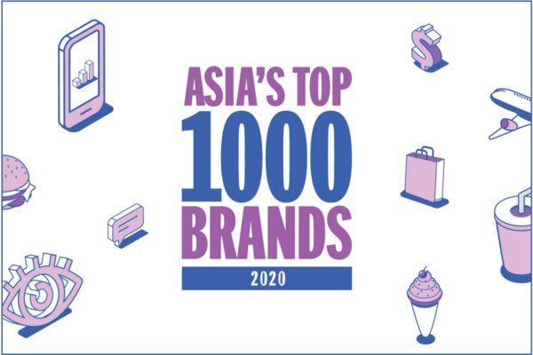 Campaign Asia-Pacific reveals Asia's Top 1000 Brands ranking