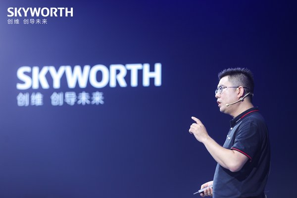 Tony Wang, Chief Executive & President, SKYWORTH TV