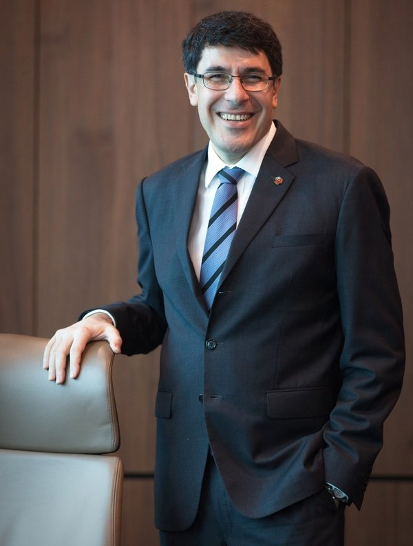 Domenic Fuda, Group Managing Director and CEO of HLB