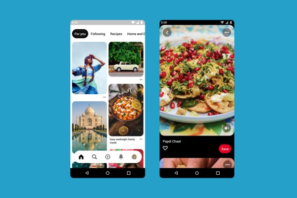Pinterest Announces Update to Videos to Inspire Audiences in India to take Action on Ideas
