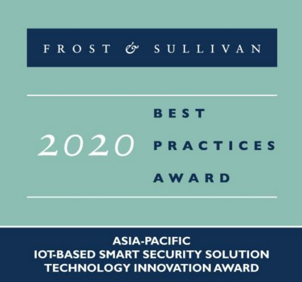 Penta Security Acclaimed by Frost & Sullivan for IoT-Based Innovative Smart Security Solutions