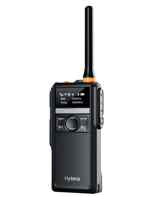 Hytera Launched the Latest Broadband Emergency Communication Products