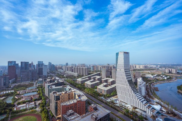 Tencent Sets Up Its New Cultural and Creative Headquarters in Chengdu High-tech Zone