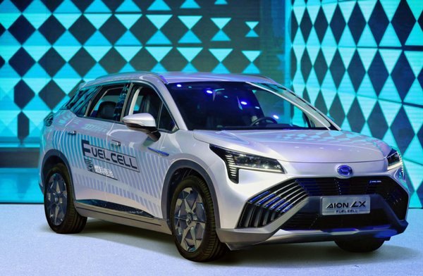 At 'GAC Tech Day', hydrogen fuel-cell technology takes the limelight, highlights GAC's scientific depth and technical capabilities