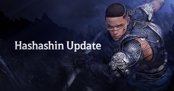 New Hashashin Class Arrives Simultaneously in Black Desert SEA and Black Desert Mobile