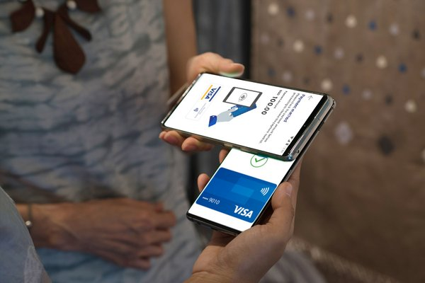 Tap to phone solutions enable small businesses to accept Visa payments on their smartphones, eliminating the need for expensive point-of-sale infrastructure