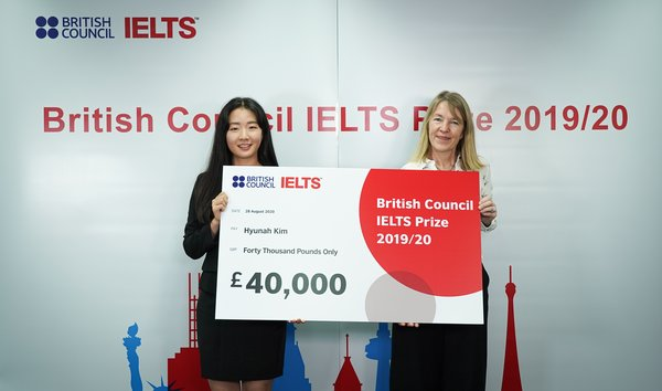 British Council IELTS Prize Helps Students To Make Their Mark Through International Study
