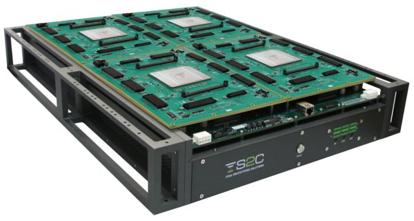 S2C Announces 300 Million Gate Prototyping System with Intel® Stratix® 10 GX 10M FPGAs