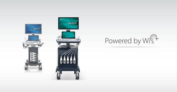 SonoScapeが最新の高性能超音波システムEliteシリーズを発売