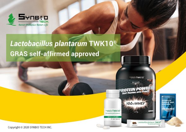 Synbiotech and Lonza Announce Exclusive Partnership of Development and Sales of Sport Probiotics TWK10(R) for Nutrition Markets in EU and US