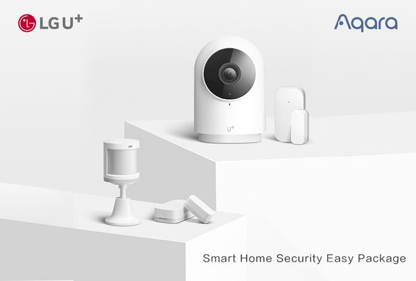 LUMI United Technology and LG Uplus Launch a New Smart Home Solution in South Korea