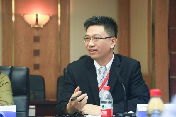 Huang Yuxin, Vice President of TUV Rheinland Greater China Mobility