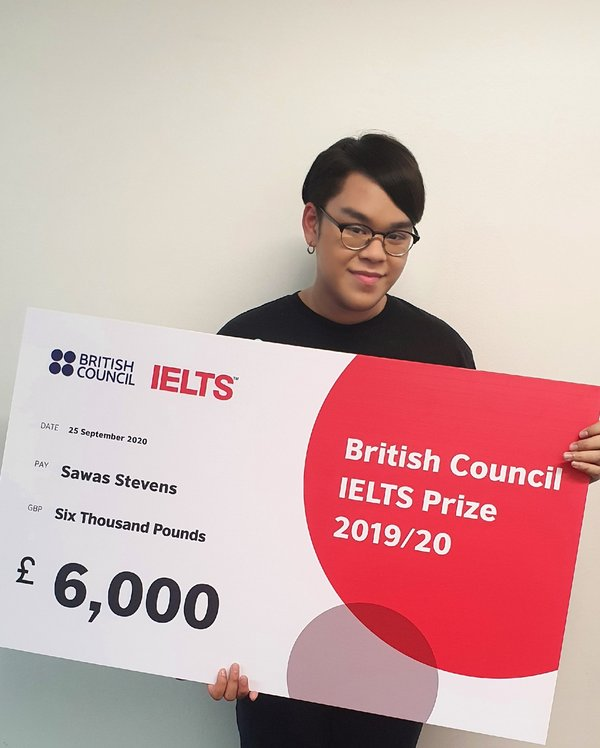 British Council in Thailand IELTS Prize Helps Students to Make Their Mark Through International Study