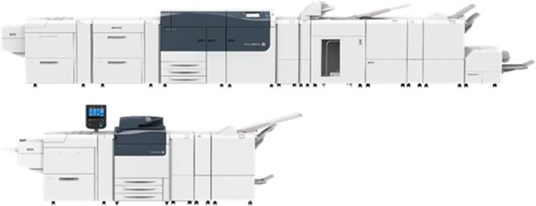 Fuji Xerox Boosts Growth of Printing Businesses with Versant 3100i Press / Versant 180i Press Production Printers Equipped with Broader Paper Compatibility
