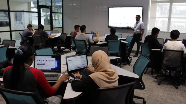 SEGi University provides students with a 'Technology-enabled' learning environment via Google Classroom