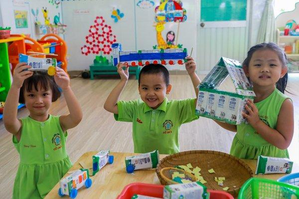 越南「學生奶計劃」