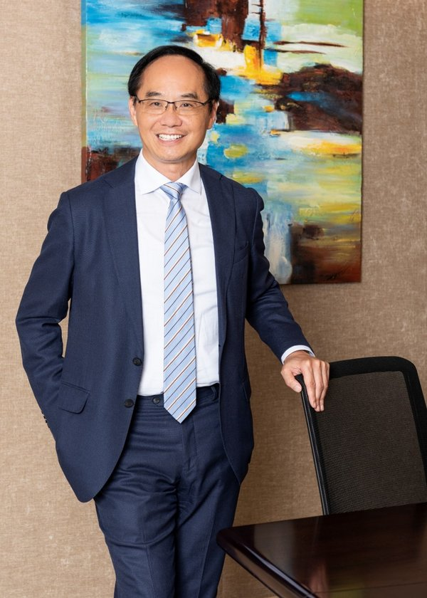 Kent Wong, Managing Director of Chow Tai Fook Jewellery Group