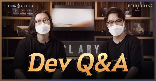 Developer Q&A Video for Shadow Arena Now Available